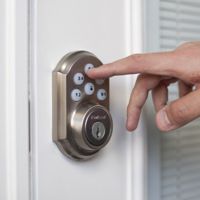 South Bend smartlock adt